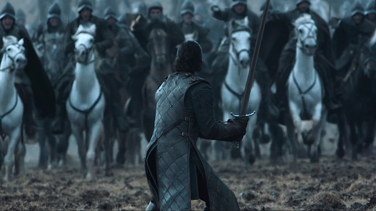 Image result for game of thrones battle of the bastards