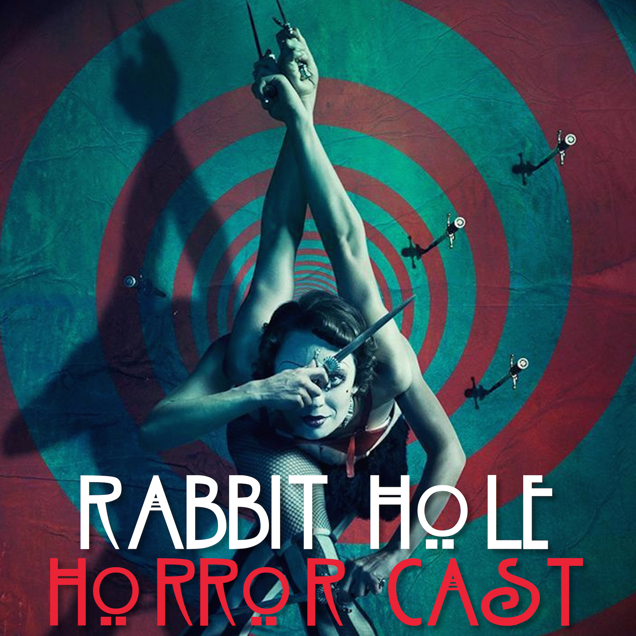Rabbit Hole Horror Cast: A Podcast for the FX show